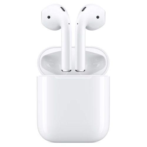 Наушники Apple AirPods 2 (беспроводная зарядка кейса)