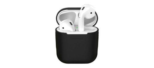 Силиконовый чехол для Apple AirPods 1/2