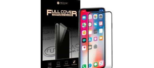 Защитное стекло Mocoll Full Coveri Phone Xs Max/ iPhone 11 Pro max