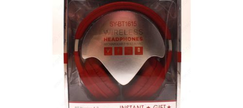 Наушники LISTEN SY-BT 1615