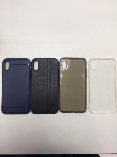 Чехол накладка на iPhone X/XS