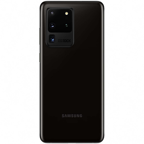 Смартфон Samsung Galaxy S20 Ultra  12/128GB черный