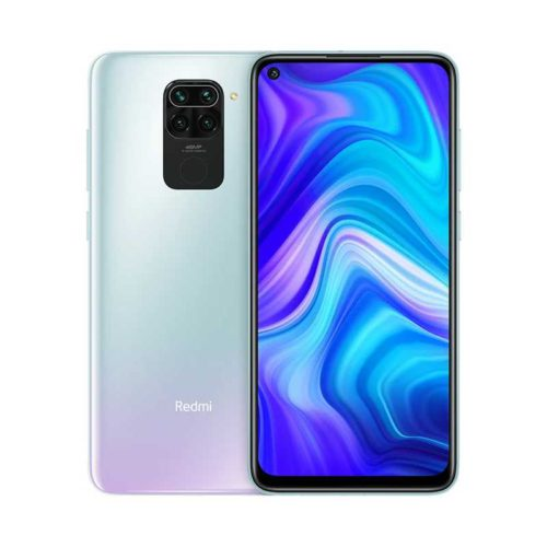 Смартфон Xiaomi Redmi Note 9 4/128GB White