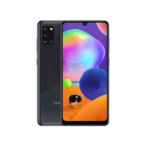 Смартфон Samsung Galaxy A31 64Gb Чёрный