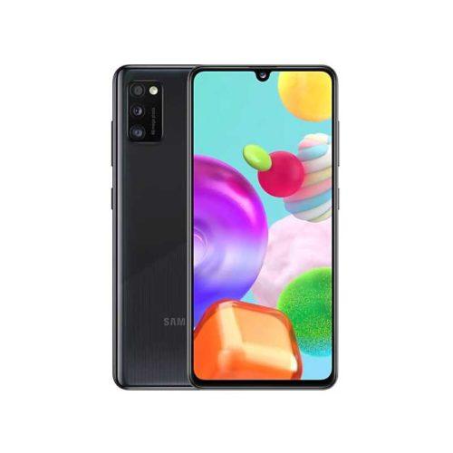 Смартфон Samsung Galaxy A41 64Gb Чёрный