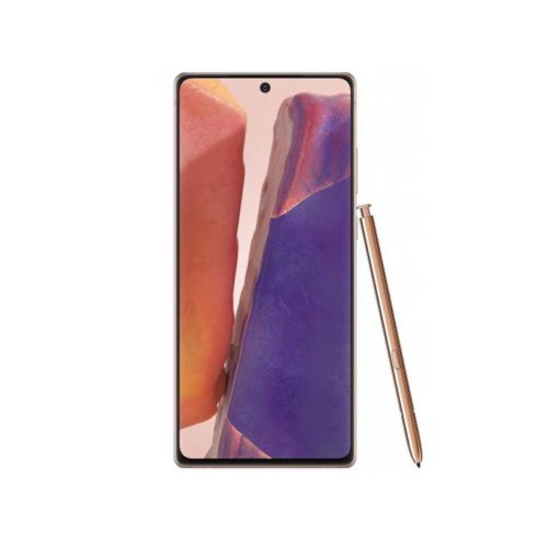 Смартфон Samsung Galaxy Note 20 256Gb Бронзовый  RU