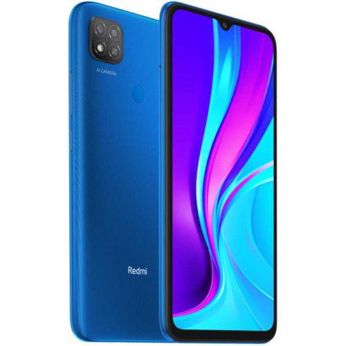 СМАРТФОН Redmi 9C 64GB Twilight Blue Global Version (NFC)