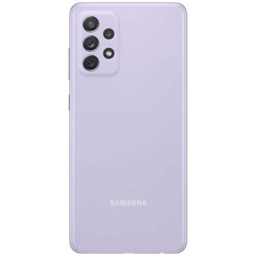 Смартфон Samsung Galaxy A72 128GB Awesome Violet