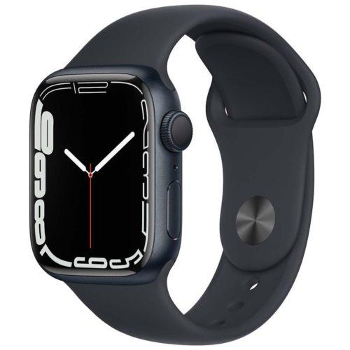 Часы Apple Watch Series 7 GPS 41mm Starlight